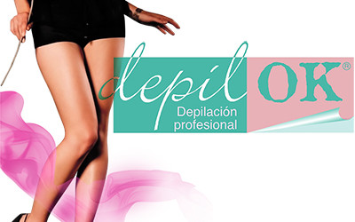 Depil-OK Roll-On Waxing System