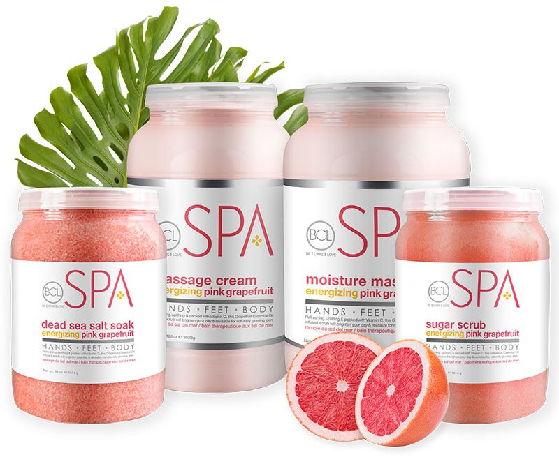 BCL Organic NEW! Energizing Pink Grapefruit